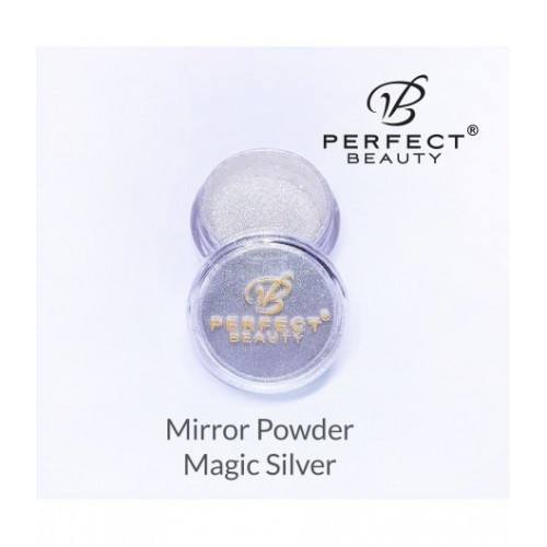 MIRROR POWDER MAGIC SILVER