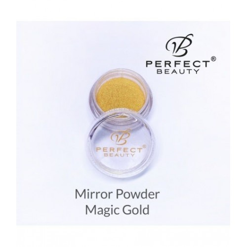 MIRROR POWDER MAGIC GOLD