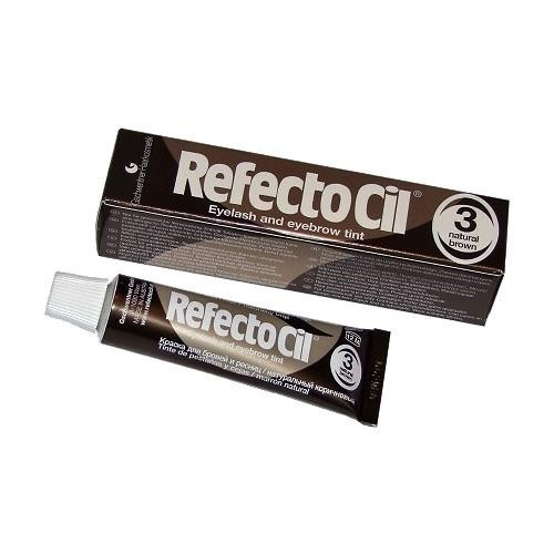 Henna żelowa brązowa 15ml RefectoCil